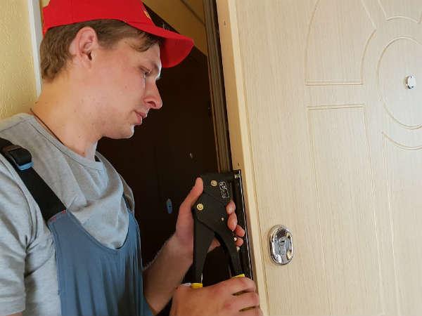 ремонт дверей в Красногорске