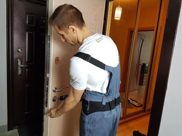 дверной мастер